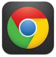chrome ipad app