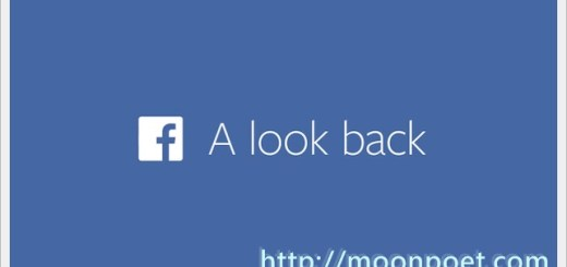 facebook回顧影片 A Look Back