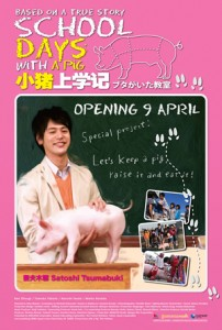 Bittersweet 'School Days with a Pig'?
