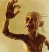 Gollum The Hungry Ghost