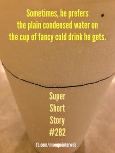 Water: Super Short Story #282