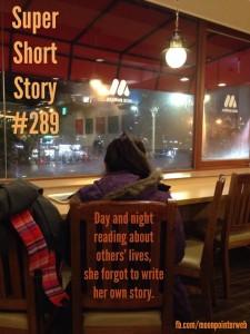 Story: Super Short Story #289