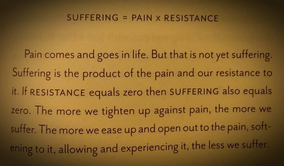 Ridding Pain