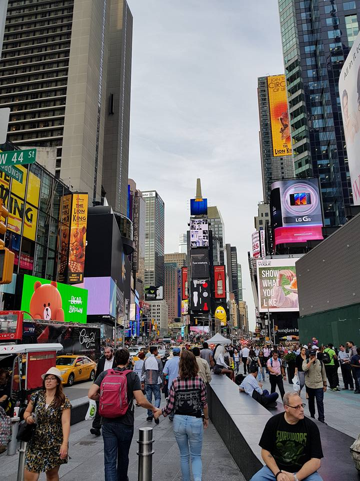 Times Square (1): NY Adventure 6