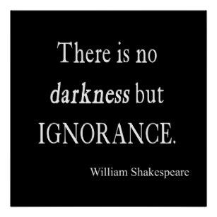 Ignorance: Super Short Story #544