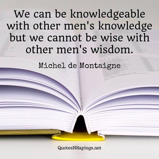 #30: Wisdom Quotes