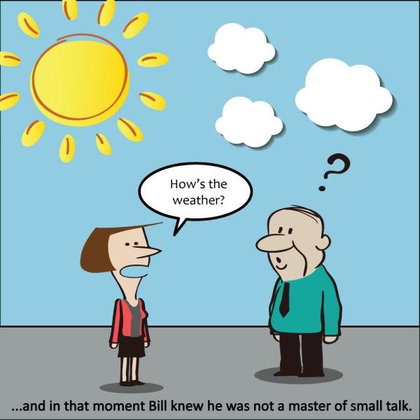 Small Talk: Super Short Story #577
