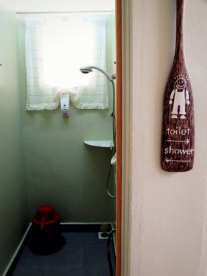 Main Lodge: Bathrooms