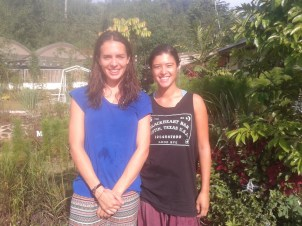 Hana (UK) and Annabel (USA) were travel partners who ended up volunteering with us for 2 weeks in June 2014.
