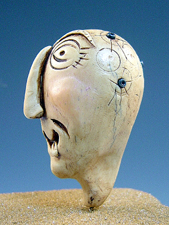 Doll headleft