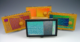 Collage cardcases
