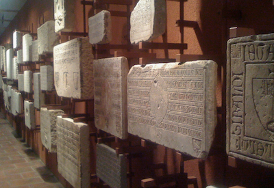 Wall of Epigraphys