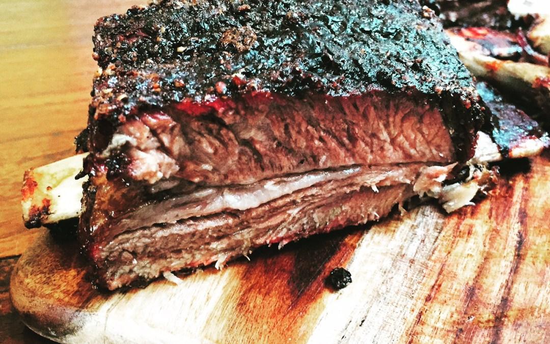Smoked Beef Short Rib