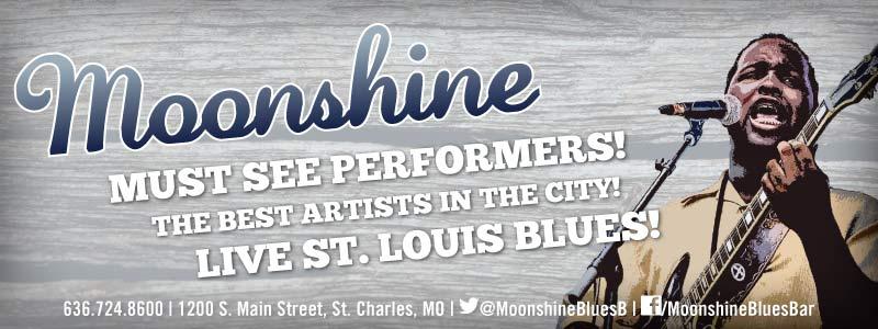Moonshine, St. Louis' Best Blues Talent