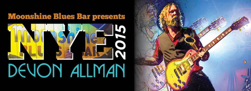 New Year's Eve feat. Devon Allman