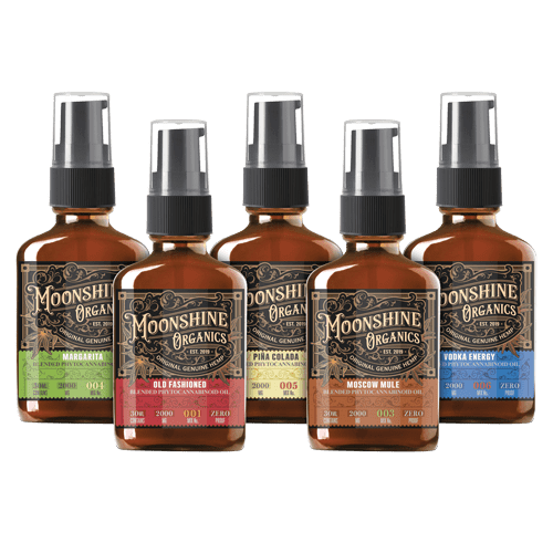 Moonshine Organics Influencer Kit 5 Pack 500x500