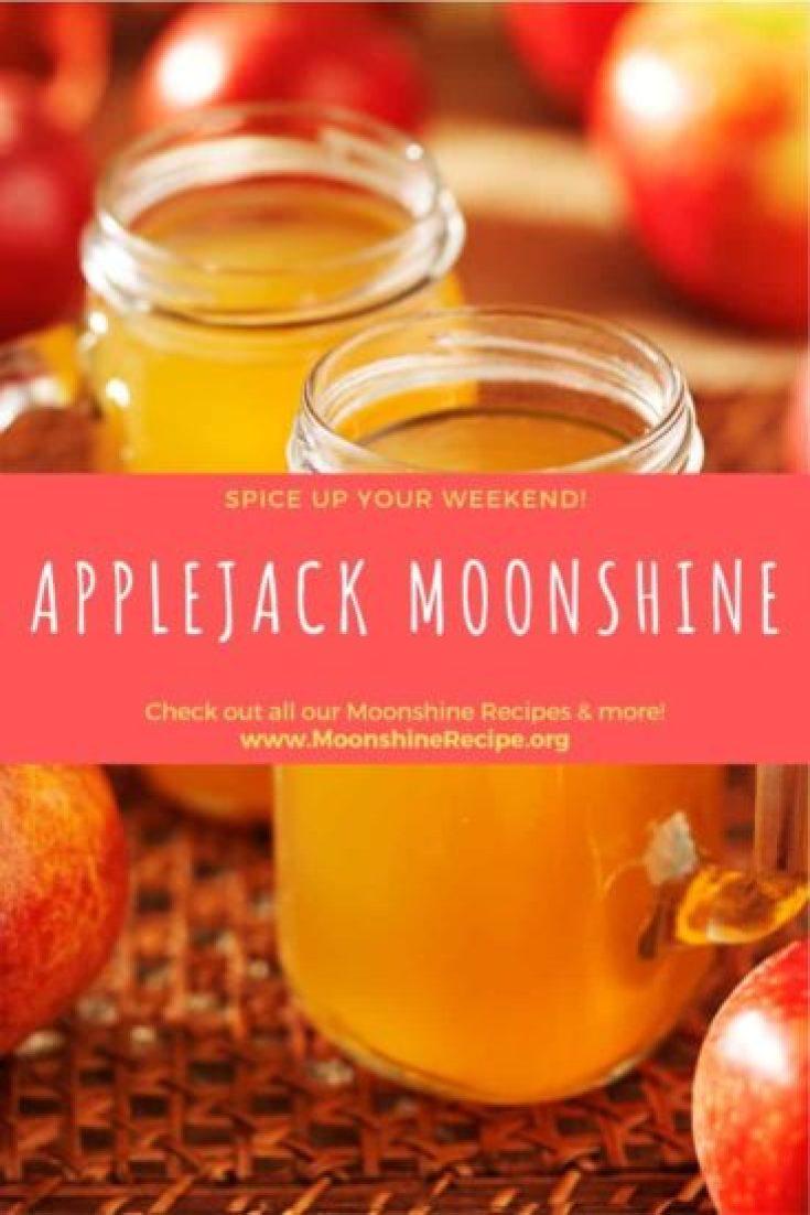 AppleJack Moonshine