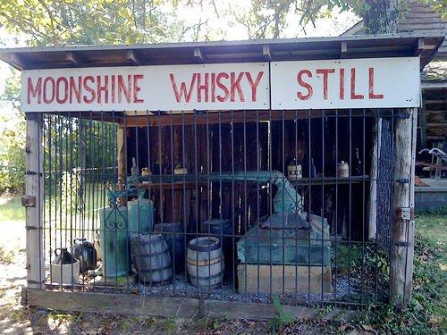 Corn Whiskey and Moonshine