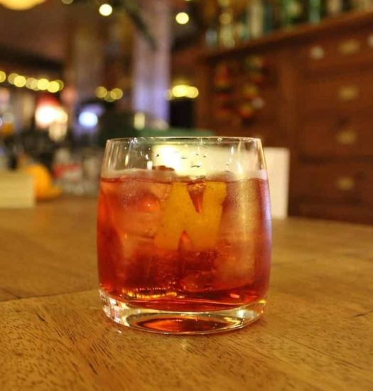 recipe for negroni