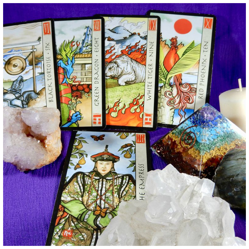 Book a Tarot Card Reading
