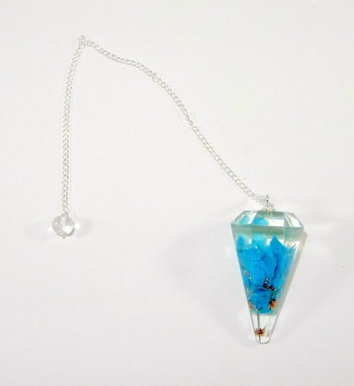 Orgonite Pendulum with Turquoise
