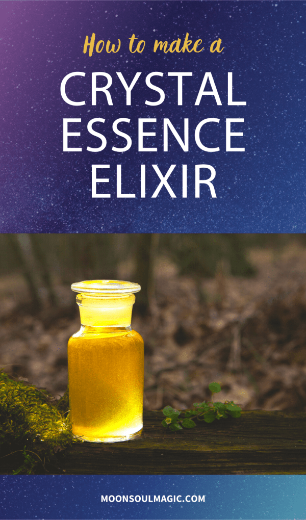 How to Make a Crystal Essence Elixir