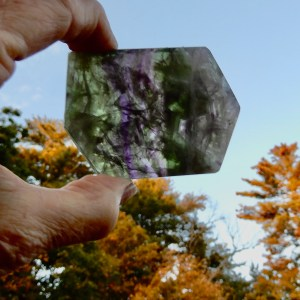 Fluorite Small Slab