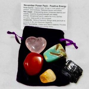 November Positive Energy Pack