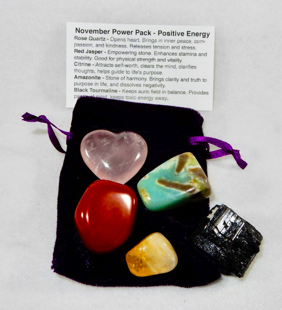 November Positive Energy Pack