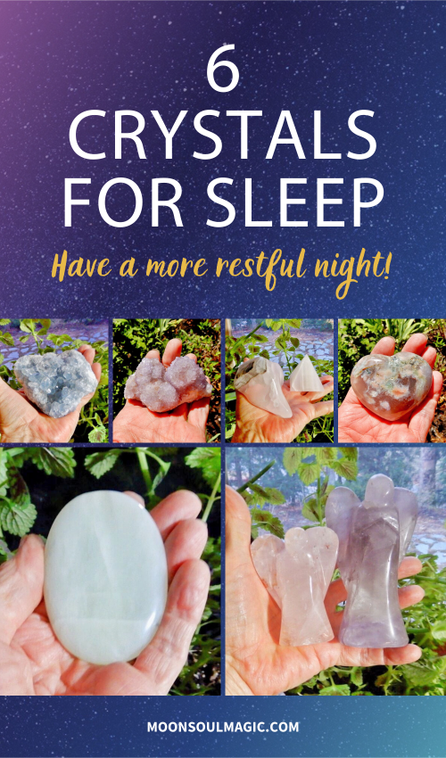 6 Crystals for Sleep