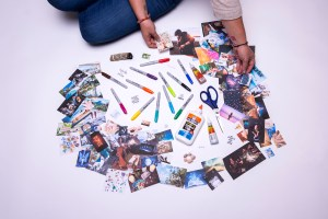 How to make a Vision Board 1