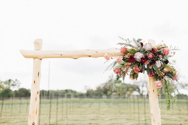 Ask An Event Planner Wedding Flowers For The Alternative Bride