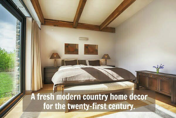 Home Style Country Decorating Ideas