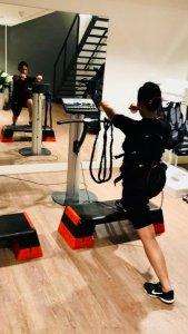 Trainen met Bodytec EMS