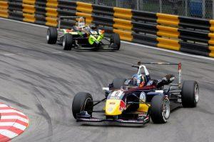 Formula 3 F3 Race in Macau