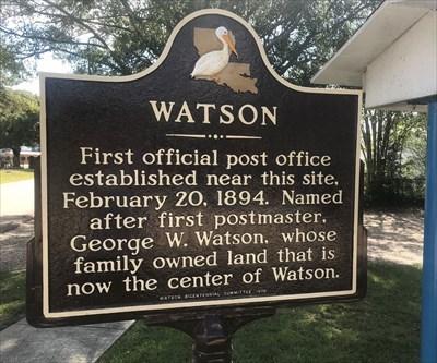 Watson Dumpster Rental