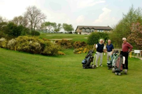 Moor Allerton Golf Club - Rabbits Section