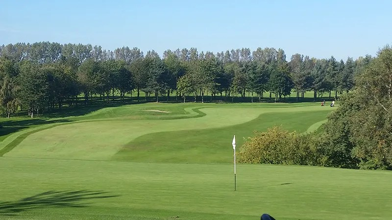 Moor Allerton Golf Club Greens 2