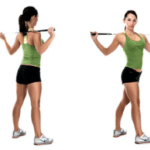 6 Simple Stretches Before You Play Golf - Trunk Rotations