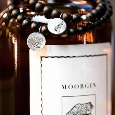 MOORGIN - Gin aus Kolbermoor mit Edelstein-Armband