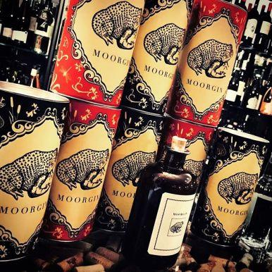 MOORGIN - Gin aus Kolbermoor mit Geschenkdose