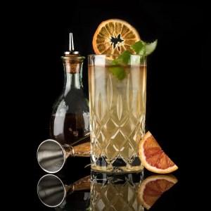 MOOR & STORMY - MOORDESTILLERIE Signature Drink