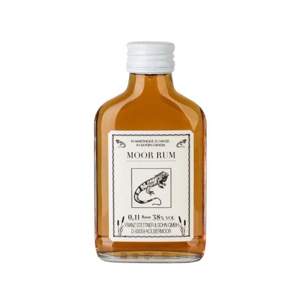 MOOR RUM Flachmann 0,1 Liter