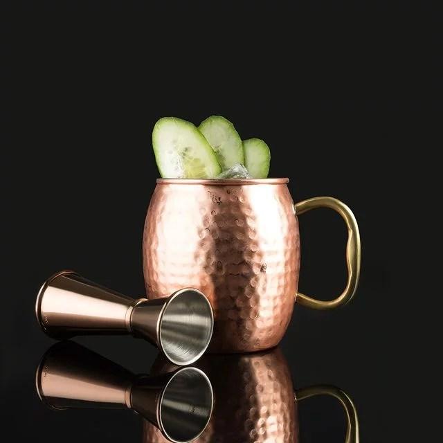 MOORDESTILLERIE Kolbermoor Barcatering Cocktail MOORGIN Bavarian Mule