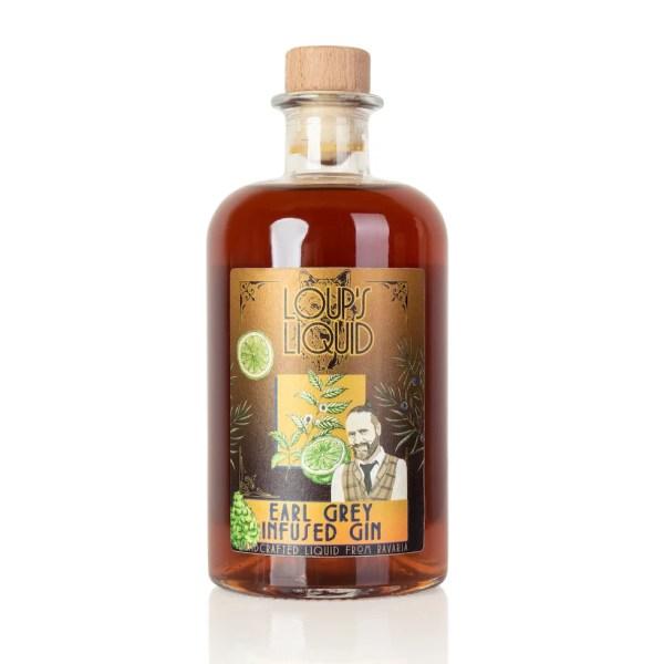 Loup's Liquid Earl Grey Tea Infused MOORGIN 0,5l