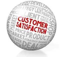 Client Satisfaction is Our #1 Priority
