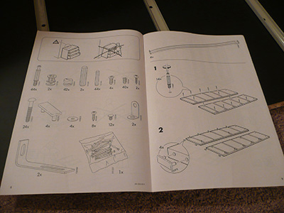Assembling The IKEA MALM 6 Drawer Dresser Moore DIY
