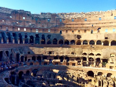 The Roman Coliseum (Aug. 2014)