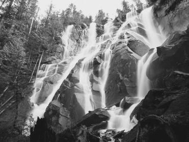 Bridal Veil Falls, WA