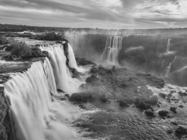 Iguana Falls; Brazil & Argentina